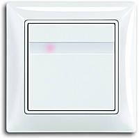 Детектор движения Busch-Komfortschalter,  белый цвет