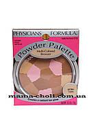 Цветной бронзер в виде мозаики Physicians Formula