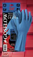 Перчатки латексные GOSFLOW