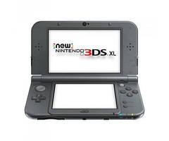 Игровая консоль Nintendo Nintendo 3DS XL Metallic Black