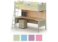 Кровать+стол An-16-1