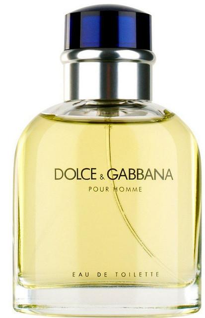 Мужская оригинальная туалетная вода Dolce&Gabbana pour Homme, 125ml тестер NNR ORGAP /0-33