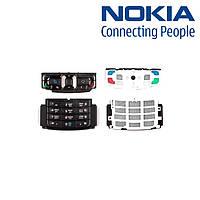 Клавиатура для Nokia N95 8Gb, оригинал (черная)