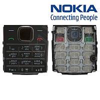 Клавиатура для Nokia X2-00, оригинал (черная)