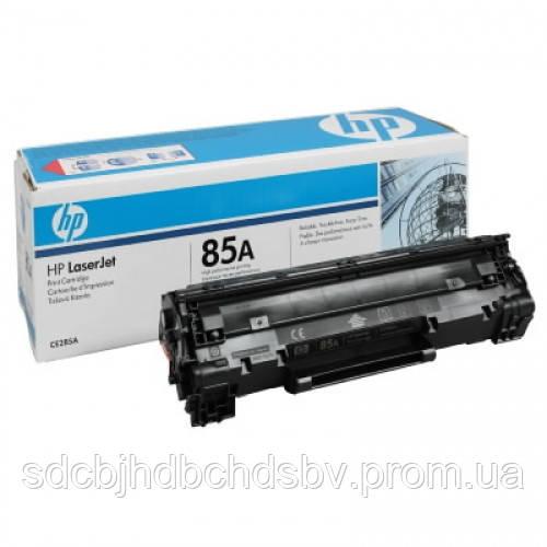 Заправка картриджа HP CE285A для принтера LJ P1102w, M1132, M1212nf, M1213nf, M1214nfh, M1217nfw