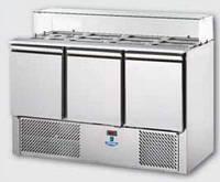 Стол холодильный DGD SL03VD (БН)