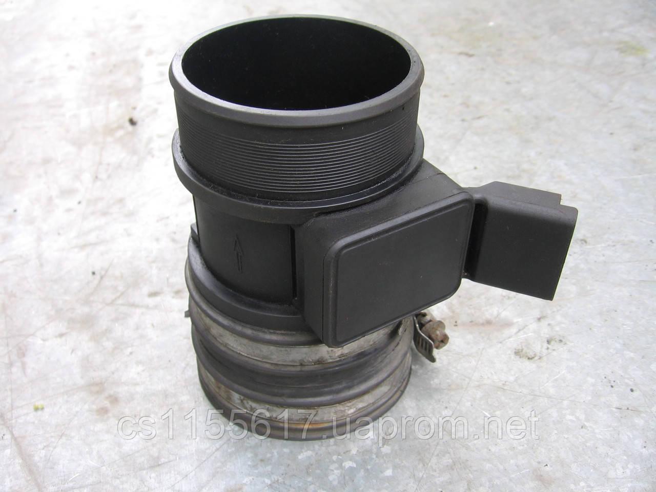 Расходомер воздуха 9628336380 б/у 2.0HDi, 2.2HDi на Citroen Jumper, Fiat Ducato, Peugeot Boxer с 2002 года
