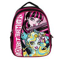 Школьный рюкзак для девочки Монстер Хай (Monster High)