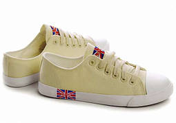 Женские кеды конверсы British Style