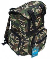 Рюкзак, объем 30л, прошивка армированной нитью, влагостойкое волокно, фото 1