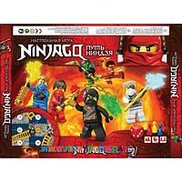 Игра малая настольная Ninjago Danko toys 01147