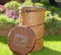 Корзина для компоста из геотекстиля DuPont Plantex Compost Bin 330 л