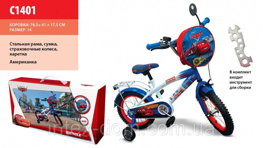 Велосипед 2-х колес 14 C1401