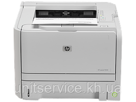 Ремонт принтера HP LaserJet P2035, P2055d, P2055dn
