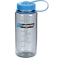 Бутылка для воды NALGENE Wide Mouth WM 1000ml серый