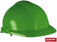 Каска строительная промышленная REIS (RAWPOL) Польша из материала ABS KAS Z