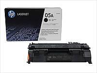 Заправка картриджа HP CE505A для принтера LJ P2035, P2055, P2055dn