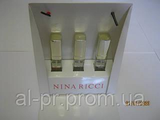 Подарочный женский набор Nina Ricci 3 по 15 мл