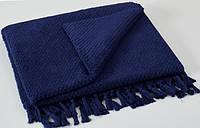 Махровое полотенце  из хлопка и тенсела 90х150 Buldans Cakil navy, фото 1