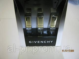 Подарочный мужской набор Givenchy 3 по 15 мл
