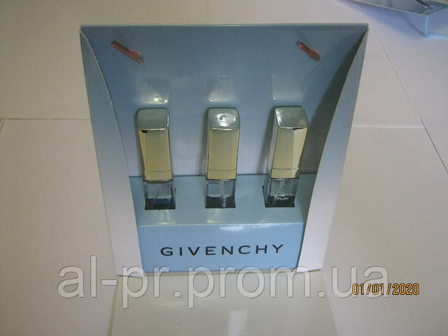 Подарочный женский набор Givenchy 3 по 15 мл (копия)