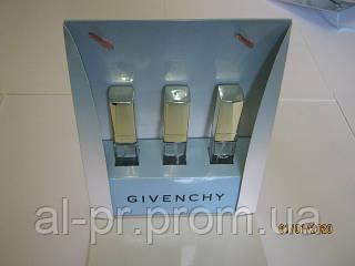 Подарочный женский набор Givenchy 3 по 15 мл
