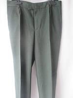 Зеленые стильные брюки мужские