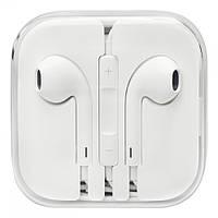 Наушники Apple EarPods (Китай) Белый