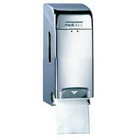 Диспенсер для туалетной бумаги в стандартных рулонах Mediclinics глянцевый