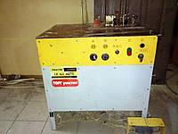 Кромкооблицовочный станок 220В Донстан СК60-2 бу 09г: прямая и криволинейная облицовка кромок + отрубание