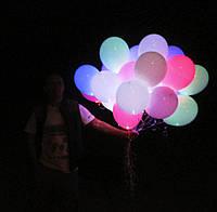 Фонтан Светящихся шариков с разноцветными светодиодами
