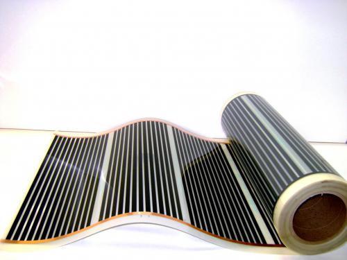 Нагревательная инфракрасная пленка RexVa XiCA, повышенной мощности - 440 Вт/м.кв.  для сауны , фото 1
