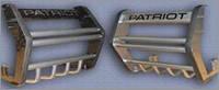 Кенгурин УАЗ Патриот «Приоритет» с защитой двигателя