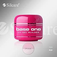 Прозрачно-розовый гель Base One Pink (разлив)