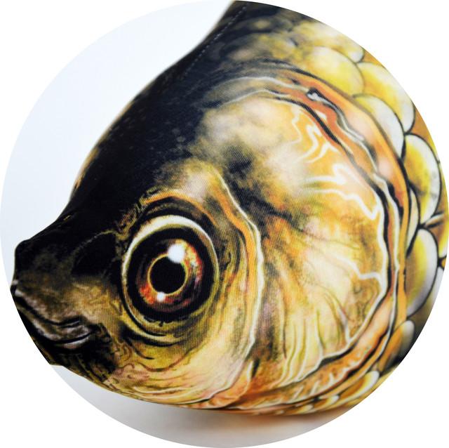 подушка антистресс рыба