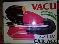 Пылесос автомобильный 12V CAR ACCESS 121216