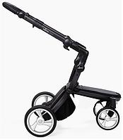 Шасси для коляски Mima Xari Black + дождевик