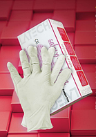 Перчатки латексные медицинские RALATEX, фото 1