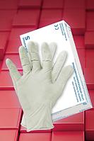 Перчатки латексные медицинские RALATEX22