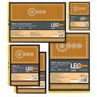 Leo Файл А3 40 мкм горизонтальный и вертикальный. L3602 25шт