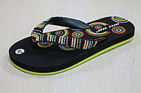 Вьетнамки на девочку, пляжная летняя обувь тм Super Gear р.29,30,31