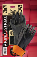Перчатки резиновые RINDUSTRIAL 45, фото 1