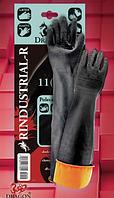 Перчатки резиновые RINDUSTRIAL-R 35, фото 1