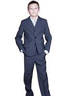 Школьная форма: пиджак, брюки, жилетка