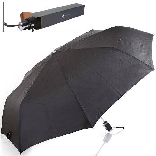 Зонт мужской автомат с большим куполом FARE (ФАРЕ) FARE5605-black Антиветер