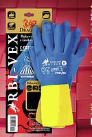 Перчатки из латекса и неопренового каучука RBI-VEX, фото 1