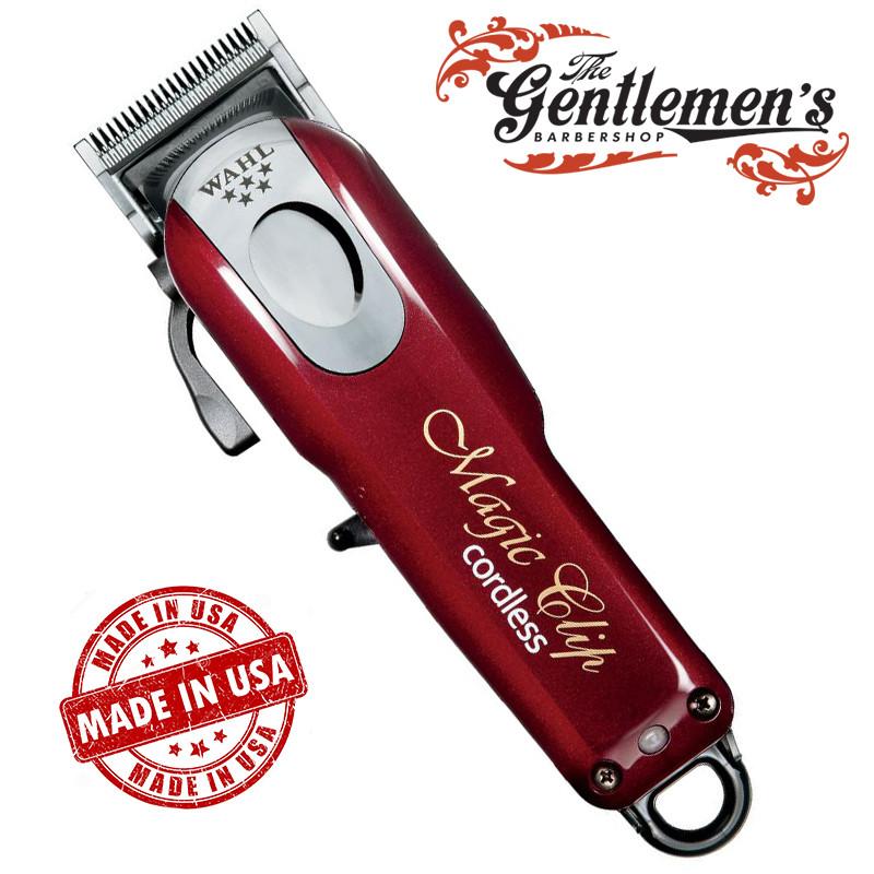 Машинка для стрижки волос акк/сеть Wahl Magic Clip Cordless 08148