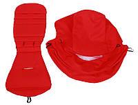 Сменный текстиль для прогулочной коляски YOYA красный