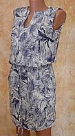 Сарафан - платье (лен)