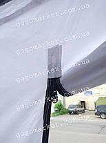 Шатер Sahara\Сахара 3x3 Белый +4 Стенки+двери+окна , фото 2